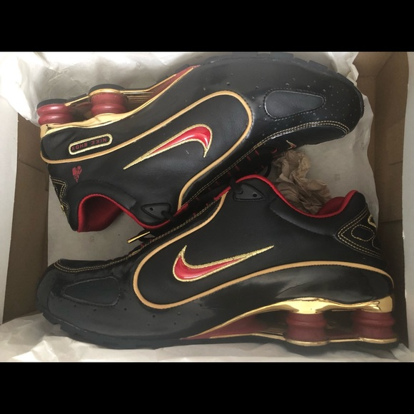 SIZE 11 Nike Monster 25th anniversary edition Shox